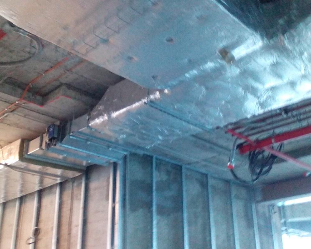 Montaj Instalatie HVAC